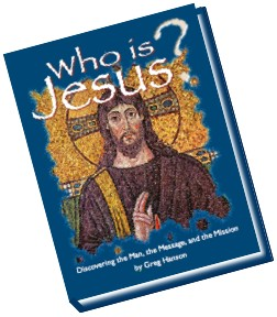 Who Is Jesus? book